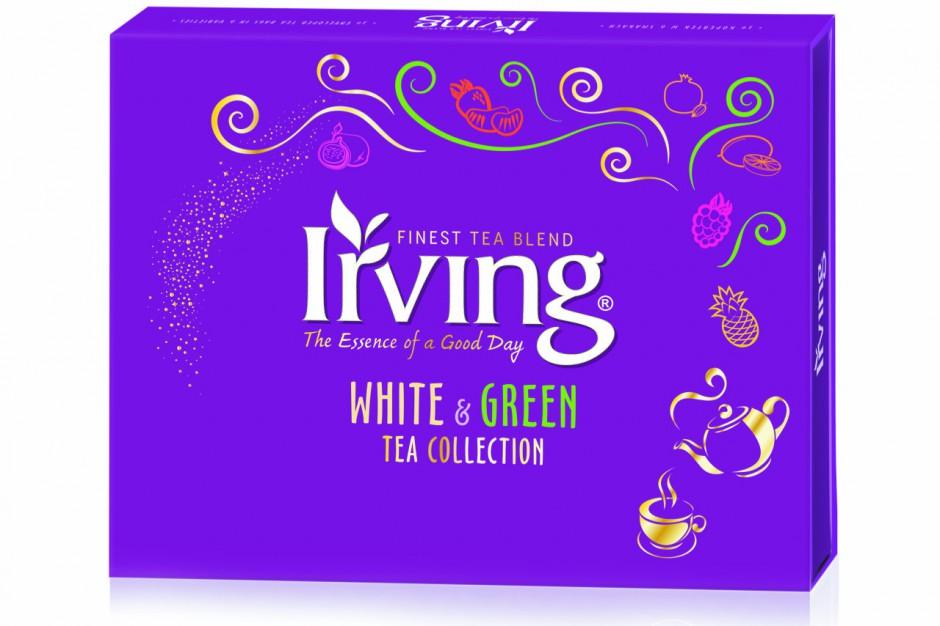 Irving inwestuje w herbaty białe