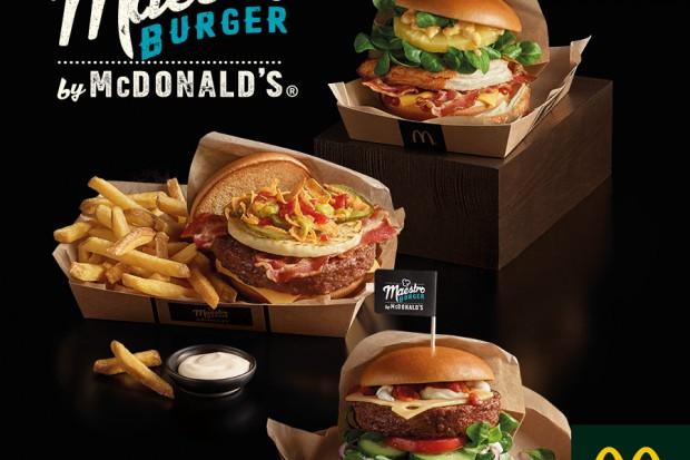 Burgery Maestro wracają do McDonald's