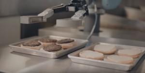 USA: Start-up zebrał 10 mln dolarów na rozwój robota obracającego burgery (wideo)