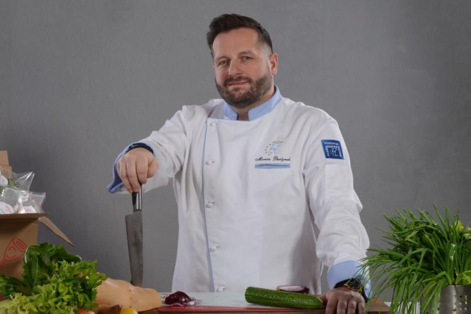 Food Show: Marcin Budynek zaprasza na mix kuchni Podlasia i Śląska (wideo)