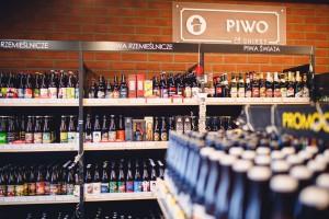 Zdjęcie numer 4 - galeria: Eurocash chce rozwinąć koncept sklepów z alkoholem Duży Ben (zdjęcia)