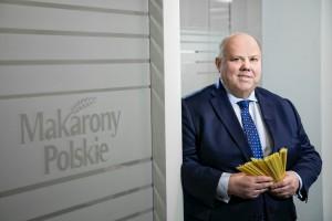 Makarony Polskie: 50 mln zł na inwestycje w 2018 i 2019 r. (wideo)