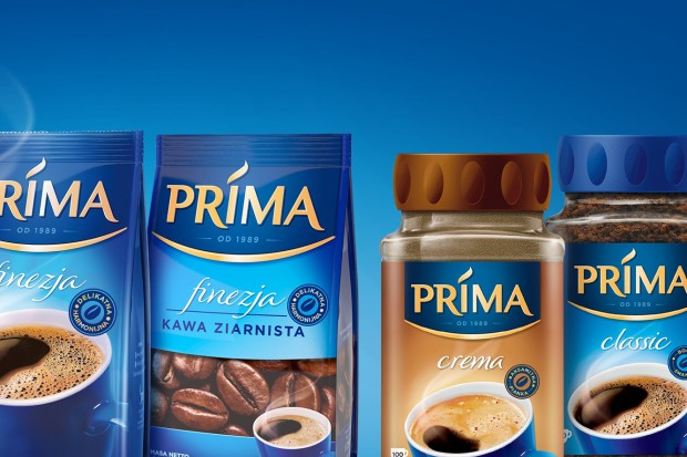 Prima poszerza swoje portfolio o kawy rozpuszczalne