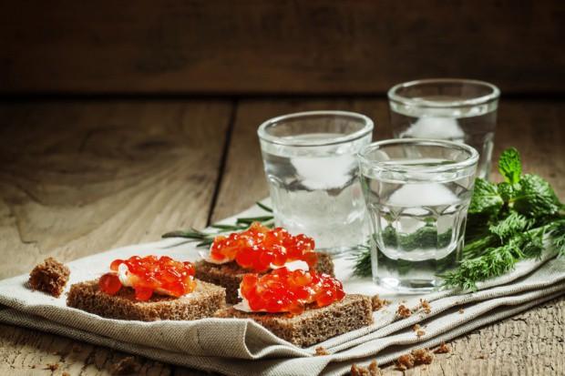 Produkcja wódki w styczniu wzrosła o kilkanaście procent rdr