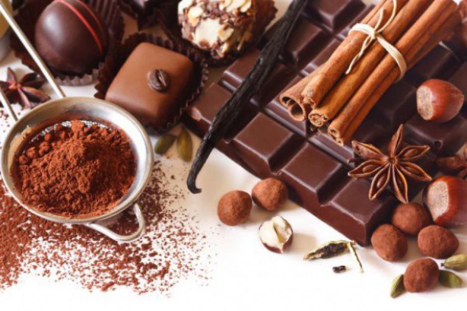 Produkcja czekolady i wyrobów mocno wzrosła w styczniu