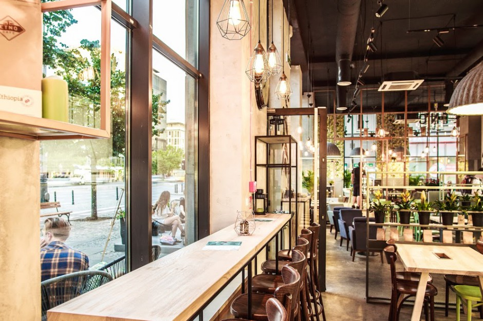 Architekt o aranżacji restauracji: Wnętrza są bardzo ważnym elementem całej strategii