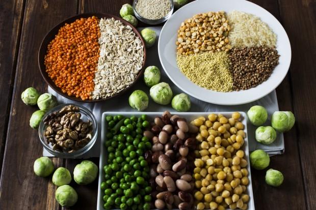 W Europie wzrasta zapotrzebowanie na roślinne proteiny