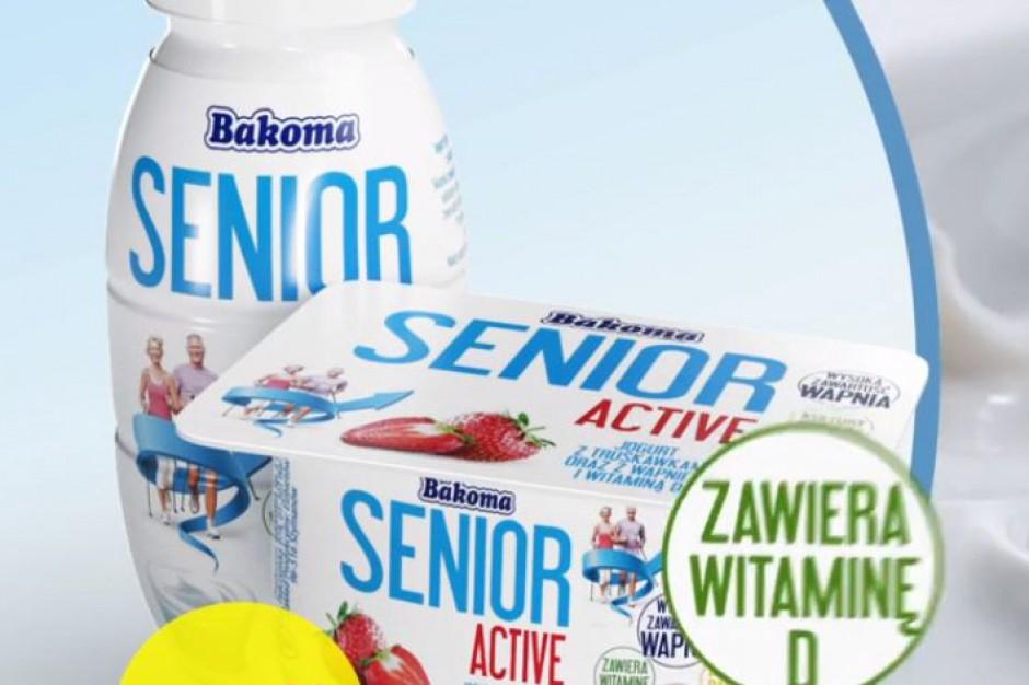 Bakoma wprowadza na rynek produkt dla seniorów