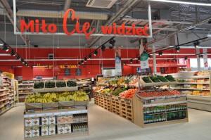 Auchan otworzyło drugi sklep pod szyldem MojeAuchan