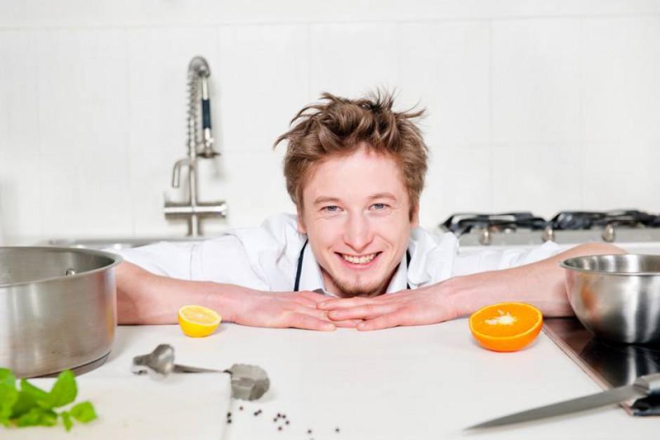 Grzegorz Łapanowski z pokazem kulinarnym na Food Show 2018