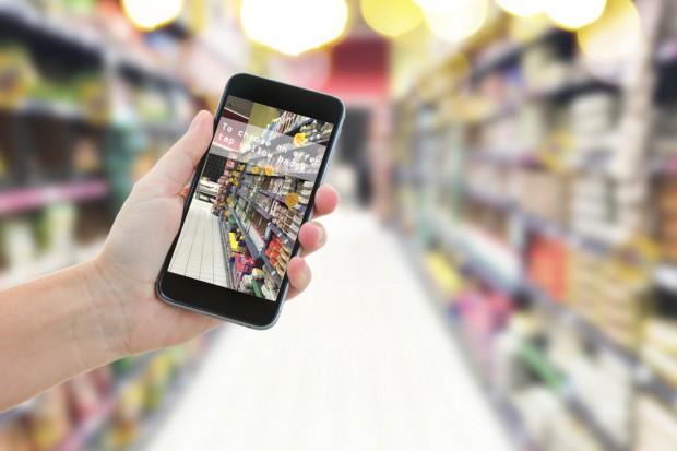 Supermarket przyszłości: Nawigacja 3D i mniej asortymentu