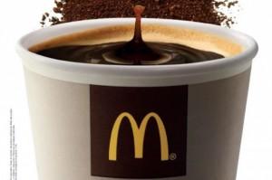 McDonald's po raz kolejny częstuje darmową poranną kawą