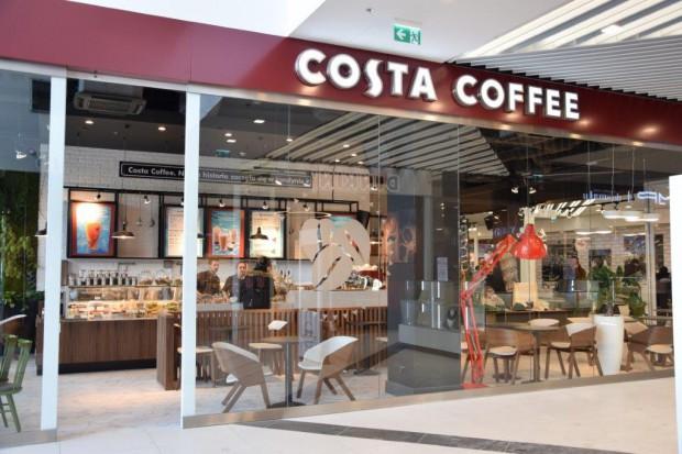 Costa Coffee otworzyła lokal w kompleksie Rondo Wiatraczna