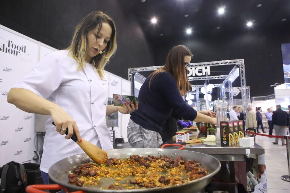 Food Show 2018: Szefowie kuchni i blogerzy zaprezentują swoje pomysły podczas pokazów kulinarnych