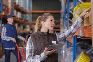 Ukrainki najczęściej pracują w Polsce w przemyśle lekkim i spożywczym