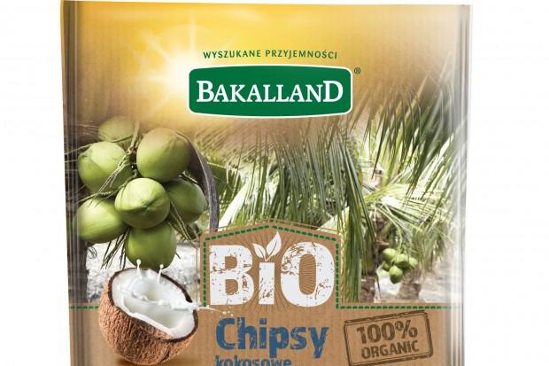 Bakalland wchodzi w segment ekologicznych bakalii