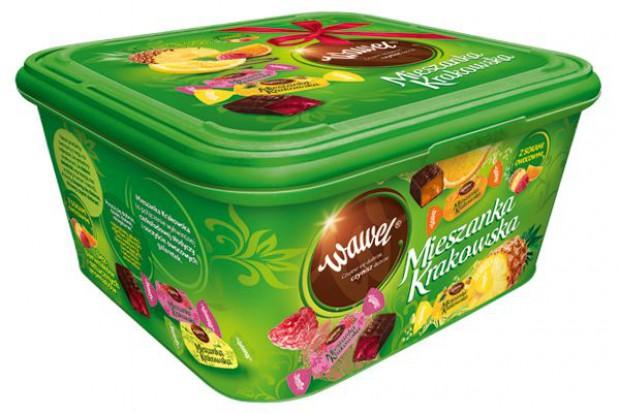 Wawel: Mieszanka Krakowska i Fresh & Fruity w nowych, funkcjonalnych opakowaniach