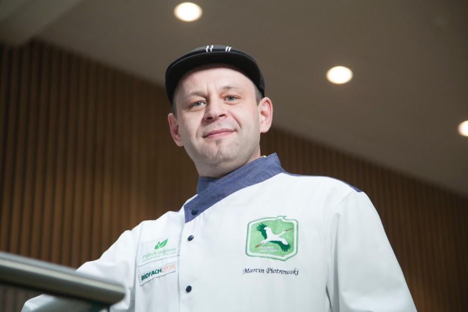 Marcin Piotrowski ze Stowarzyszenia Polska Ekologia zaprasza na Food Show 2018 (wideo)