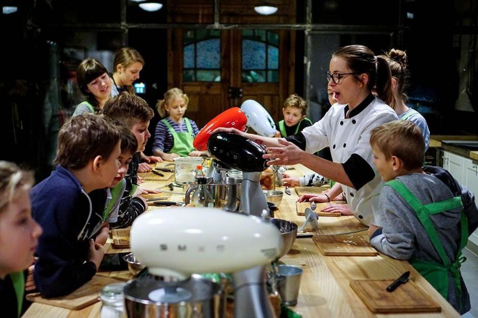 Food Show 2018: Pracownia SMAKU Jolanta Kleser zaprasza dzieci na warsztaty kulinarne