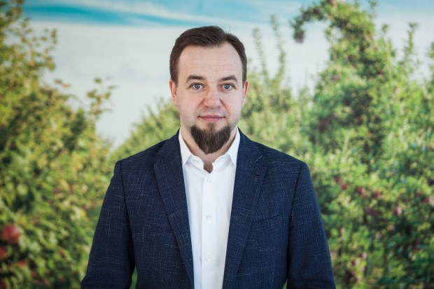 Prezes Döhlera: Trudna sytuacja przetwórców jabłek (wideo)