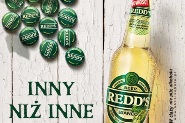 Redd's Bianco – nowy wariant w gronie piw smakowych Kompanii Piwowarskiej