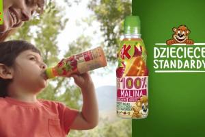 Nowa kampania marki Kubuś - więcej dobrego dla dzieci