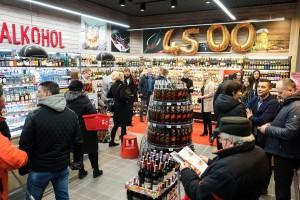 Eurocash: 4500 sklepów z regałem Faktorii Win