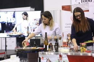 Pokaz kulinarny Jolanty Kleser na Food Show 2018: Z przyprawami w podróż dookoła świata