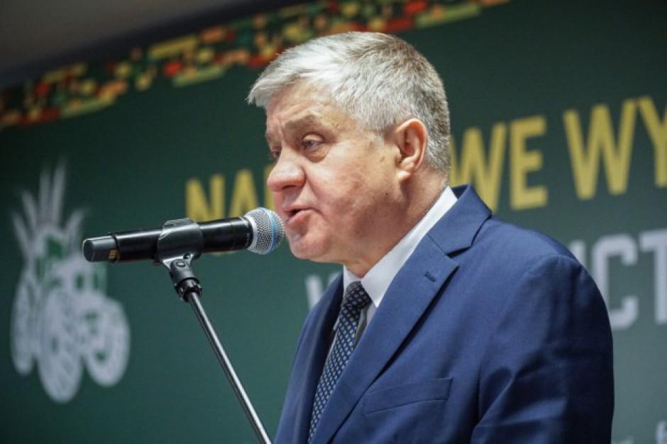 Jurgiel: Chcemy zwiększyć udział w rynku krajowych producentów żywności