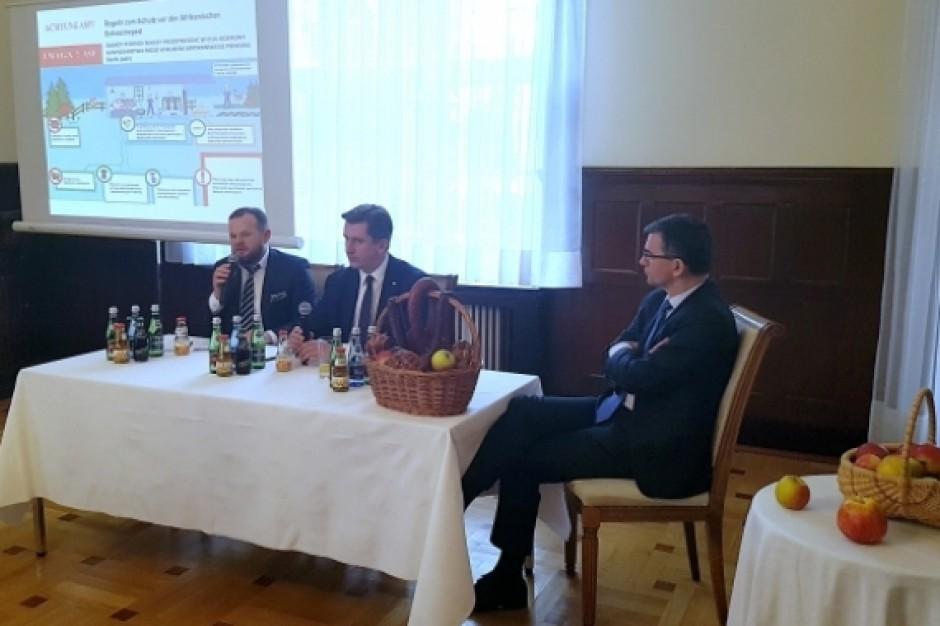 MRiRW w Berlinie: Polska żywność jest bezpieczna i wolna od ASF