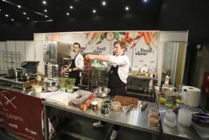 Zdjęcie numer 2 - galeria: Food Show 2018: Apetyczne rozpoczęcie (wideo + foto)