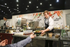 Zdjęcie numer 1 - galeria: Food Show 2018: Apetyczne rozpoczęcie (wideo + foto)