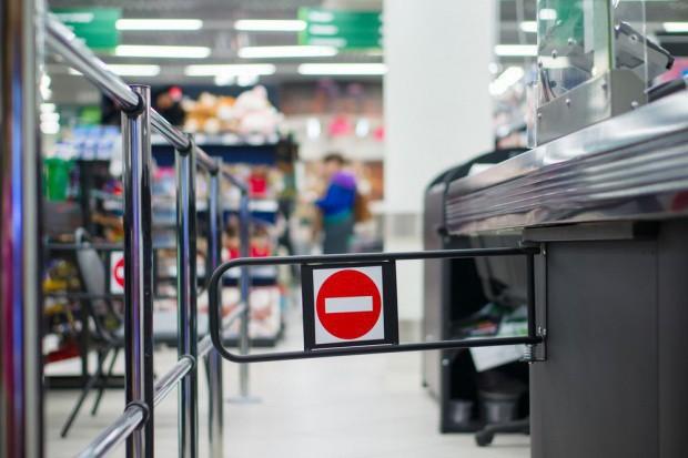 Jest pierwszy mandat za złamanie zakazu handlu - 1000 zł dla przedsiębiorcy z Gorzowa