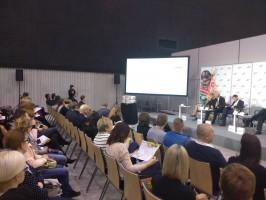 EIT Food na Food Show: Walka o konsumenta odbywa się w świecie kształtowania różnych mód i mitów