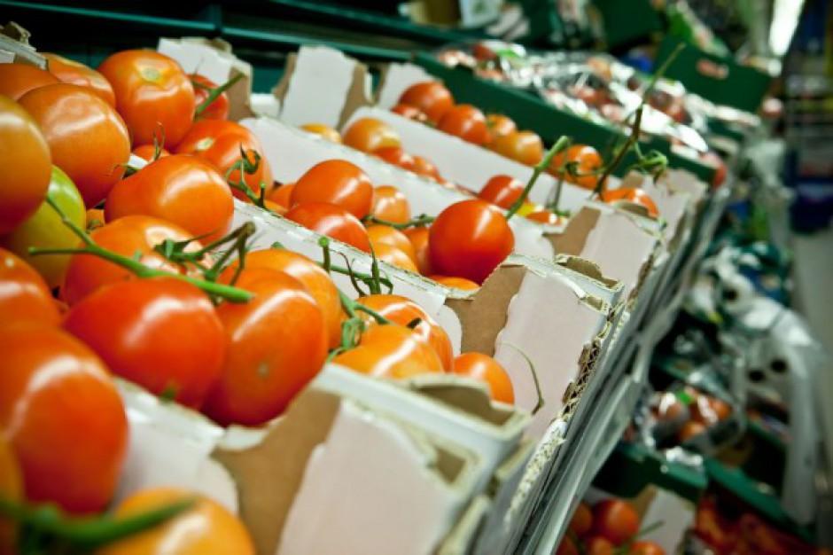 Eksport pomidorów z Polski w 2017 r. spadł wobec 2016, ale jest ponad 2-krotnie wyższy niż w 2004