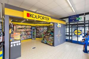 Kolporter otworzy kilkadziesiąt nowych saloników w sklepach Lidl
