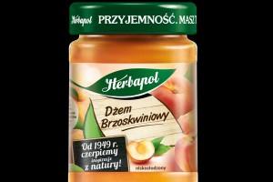 Nowość od marki Herbapol - Dżem Brzoskwiniowy