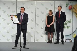 Zdjęcie numer 3 - galeria: Przyznano nagrody Food Show Star za najlepszy produkt i dla najlepszego dostawcy HoReCa