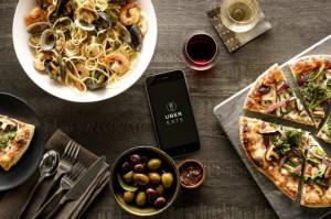 Aplikacja Uber Eats wygenerowała 1,1 mld dolarów zysku w IV kw. 2017