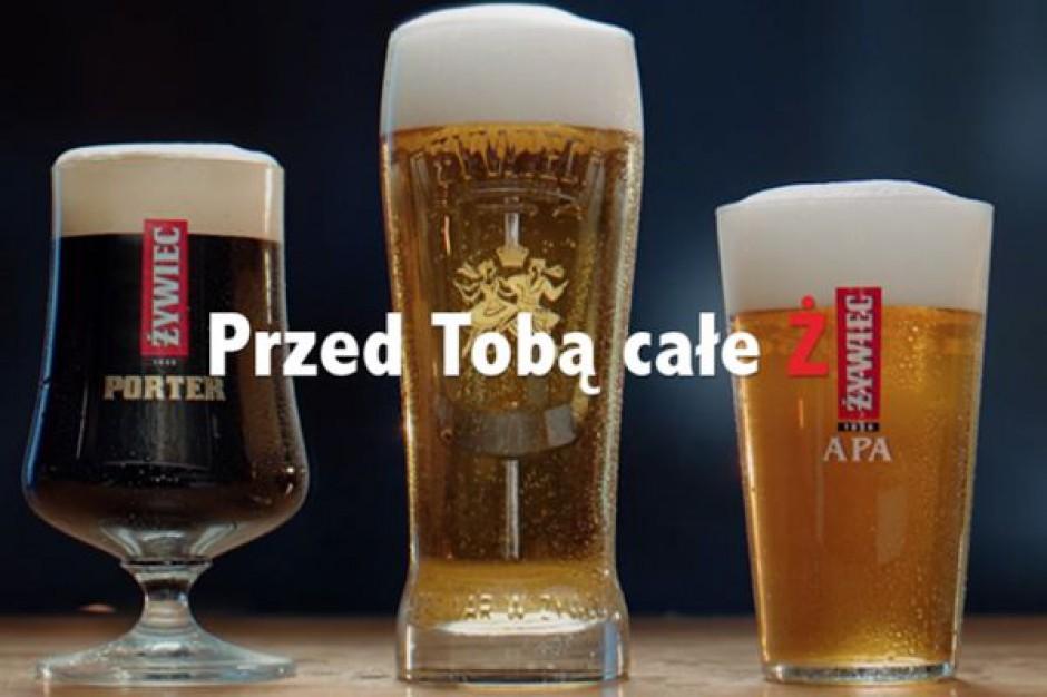 Nowa odsłona kampanii reklamowej piwa Żywiec - Przed Tobą Całe Ż!