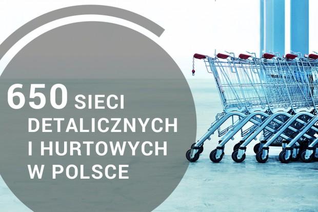 Lista 650 sieci detalicznych i hurtowych w Polsce - edycja 2018