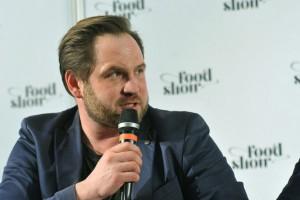 Krzysztof Cybruch na Food Show: Dla ekspatów uczestnictwo w Targu Śniadaniowym może być dobrym pomysłem