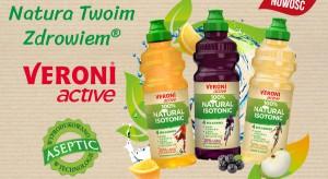Zbyszko wprowadzanaturalny izotonik z 20-proc. zawartością soku wyciskanego