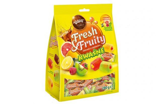 Przepis na chwile słodkiego szczęścia - Fresh & Fruity od Wawelu