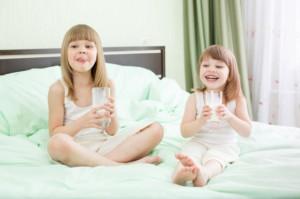 EDA: Konsumpcja przetworów mlecznych ważne podczas dzieciństwa