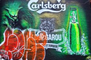Carlsberg: Kamikaze zadba o obsługę  w socialmedia