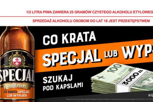 Ruszyła nowa loteria marki Specjal