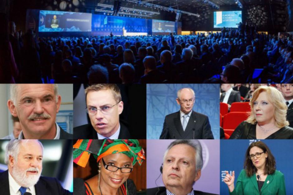 Komisarz ds. handlu i inni goście specjalni wezmą udział X Europejskim Kongresie Gospodarczym