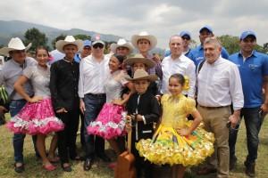 Lavazza w Kolumbii dla poprawy warunków życia plantatorów i ich rodzin
