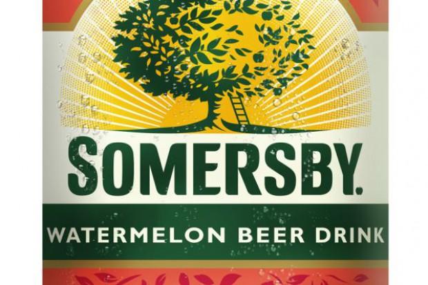 Carlsberg Polska wprowadza nowość o smaku arbuzowym - Somersby Watermelon